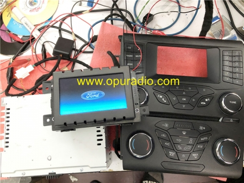 Wiring Tester with Emulator for 2014-2019 Ford Taurus 2013-2016 Ford Fusion Car radio CD player AM FM