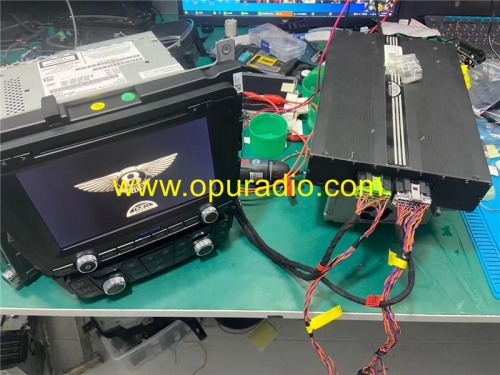 Wiring Tester for 2014-2018 Bentley Continental GT Flying Spur Radio Amplifier Sound test naim AMP